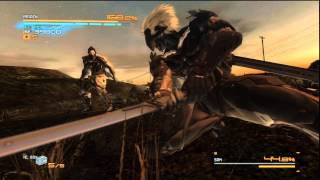 "「Metal Gear Rising」 Chapter R-06a ~ ""Boss: Sam"" (Hard)"