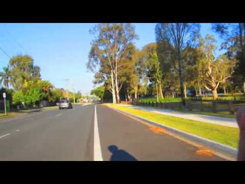 Bike Ride around Deception Bay