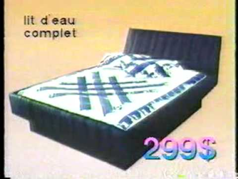 pub qu bec lit d 39 eau national youtube. Black Bedroom Furniture Sets. Home Design Ideas
