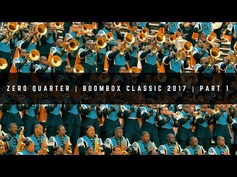 Zero Quarter (1/3) - Boombox Classic 2017 [4K ULTRA HD]