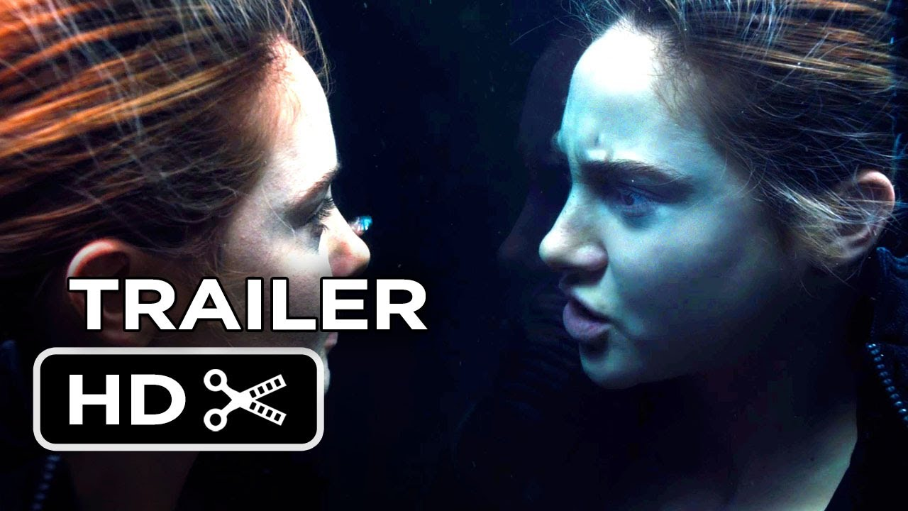 Divergent Official Trailer 1 2014 Kate Winslet Shailene Woodley Hd Youtube
