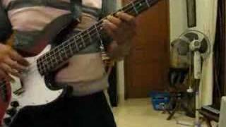 Bob Marley & The Wailers - Get Up, Stand Up ( Bass Cover )