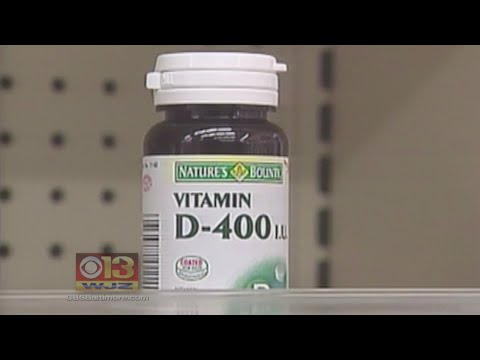 Researchers: Vitamin D Can Help Cut Risk Of Serious Asthma Attack In Half