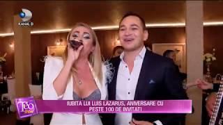 Teo Show (04.11.2019) - Iubita lui Luis Lazarus, aniversare cu peste 100 de invitati!