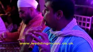 Indian musicians, via the Wedding Music Company