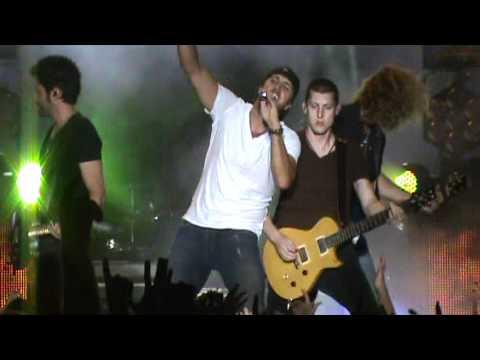 Luke Bryan - All My Friends Say (Part 12) Live