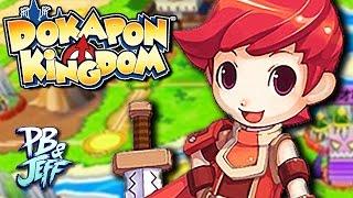 NEED WEAPONS! - Dokapon Kingdom | Nintendo Wii (Part 3)