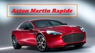 видео Vanquish от Aston Martin – экстравагантный суперкар