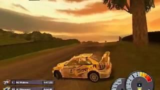 Rally Championship Xtreme crash