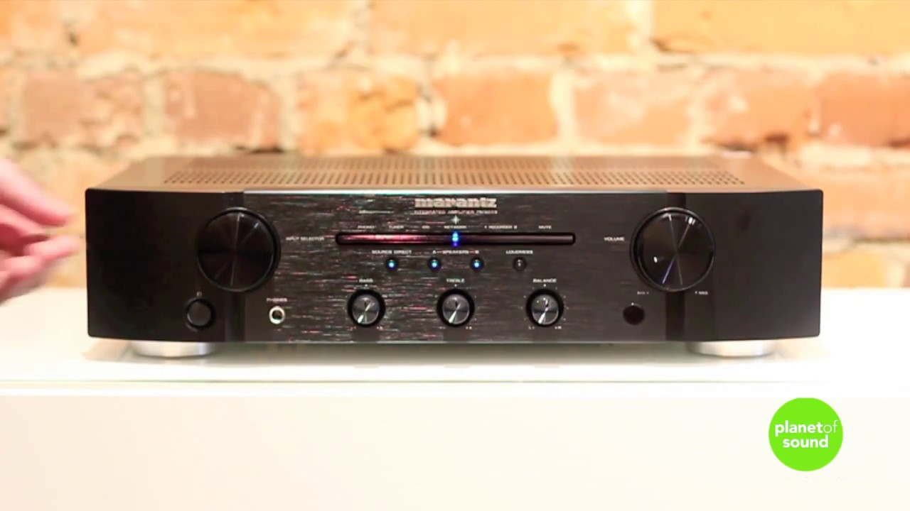 marantz pm5005 integrated amplifier tour and review best amplifier under 500 youtube. Black Bedroom Furniture Sets. Home Design Ideas