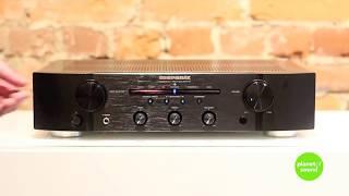 Marantz PM5005 Integrated Amplifier tour and review - best amplifier under $500