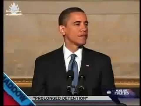 Obama explains the FEMA Camps