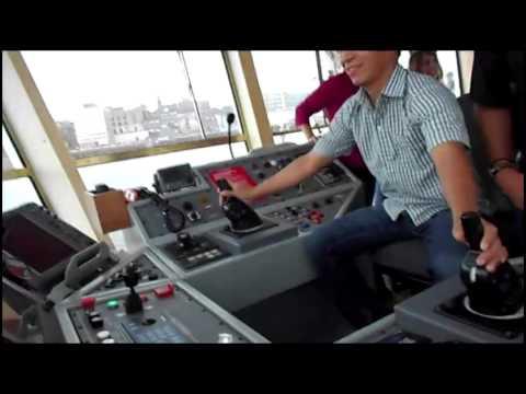 tugboat driving