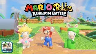 Mario + Rabbids Kingdom Battle - Pixel Weapons powered by an 8-bit CPU (Nintendo Switch Gameplay)