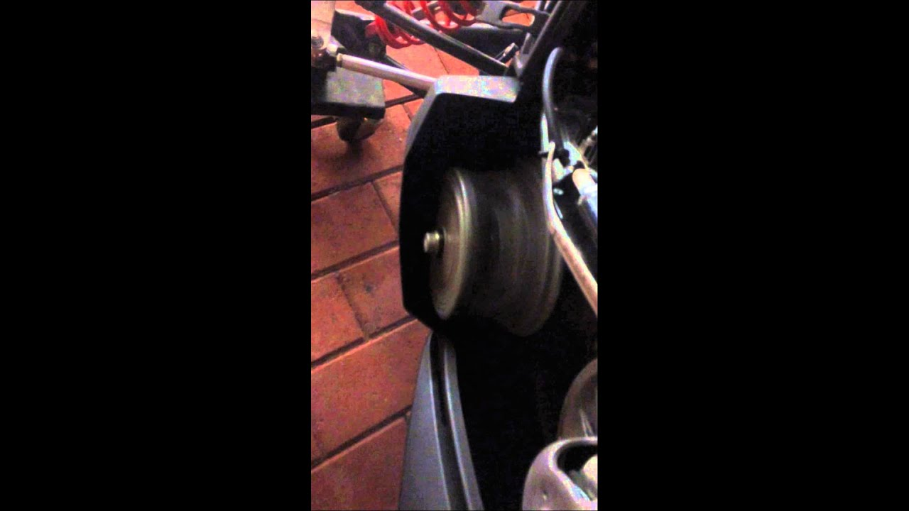 Rattle/clunking noise, is this normal? - HCS Snowmobile Forums