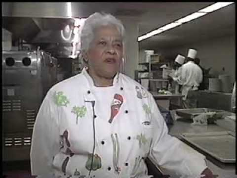 An interview with Chef Leah Chase