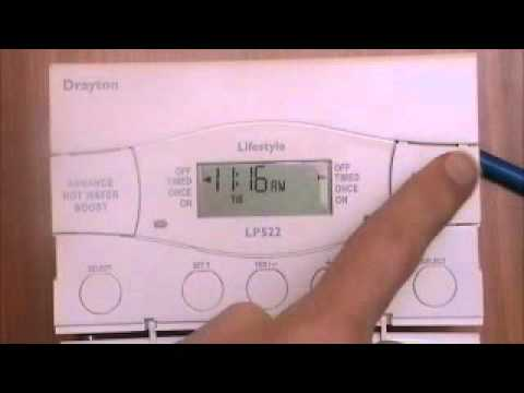 drayton lifestyle mid position valve wiring diagram 1970 vw beetle tail light acl great installation of lp522 boiler programmer youtube rh com lp241