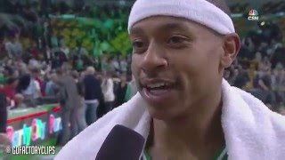 Attention to Detail: Isaiah Thomas Breakdown