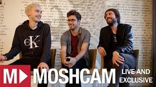 Years & Years   Moshcam Interview