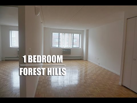 Modern and Affordable 1 bedroom apartment for rent in Forest Hills, Queens, NY