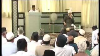 Ahmadiyya: Huzoor at Ernakulam Kerala, India 2008 (4/6)