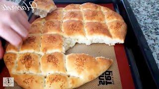 Sadece Su ile Ekmek Almaya Son Verdiren Tarifim/Yumuşacık EV Yapımı Ekmek Tarifi /hacereli