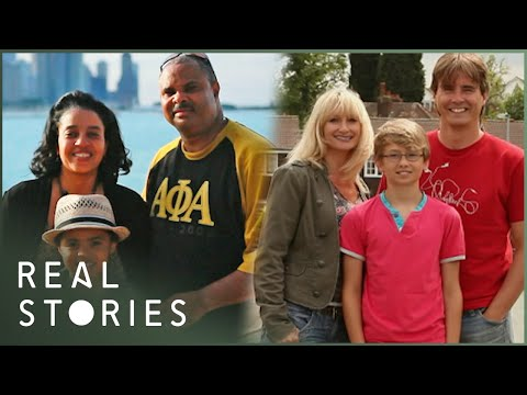 American and British Families Swap Lives (Culture Clash Docu