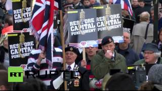 UK Crowd cheers as Lee Rigby killers sentenced