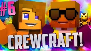 "CREWCRAFT! - ""Volcanos and Deadly Creepers!"" Season 3 