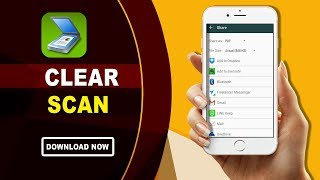 Clear Scan: Free Document Scanner App,PDF Scanning | Promo Video | Play Store