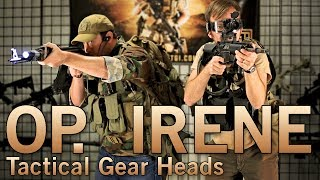 Operation Irene Tactical Gear Heads Loadout for Bob and Ross - Airsoft GI