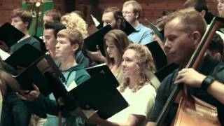 "Concordia University A Cappella Choir - Vivaldi - ""Cum Sancto Spiritu"" - Columbia Avenue Sessions"