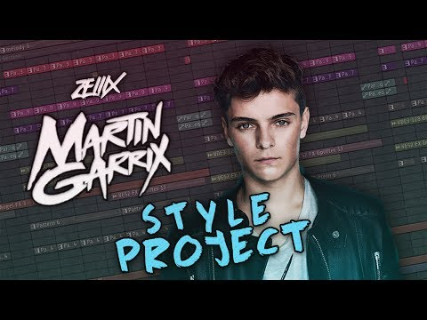 [FREE] Martin Garrix Style Project by Zellix