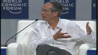 Latin America 2010 - Presidents Debate & Social Entrepreneurs Award