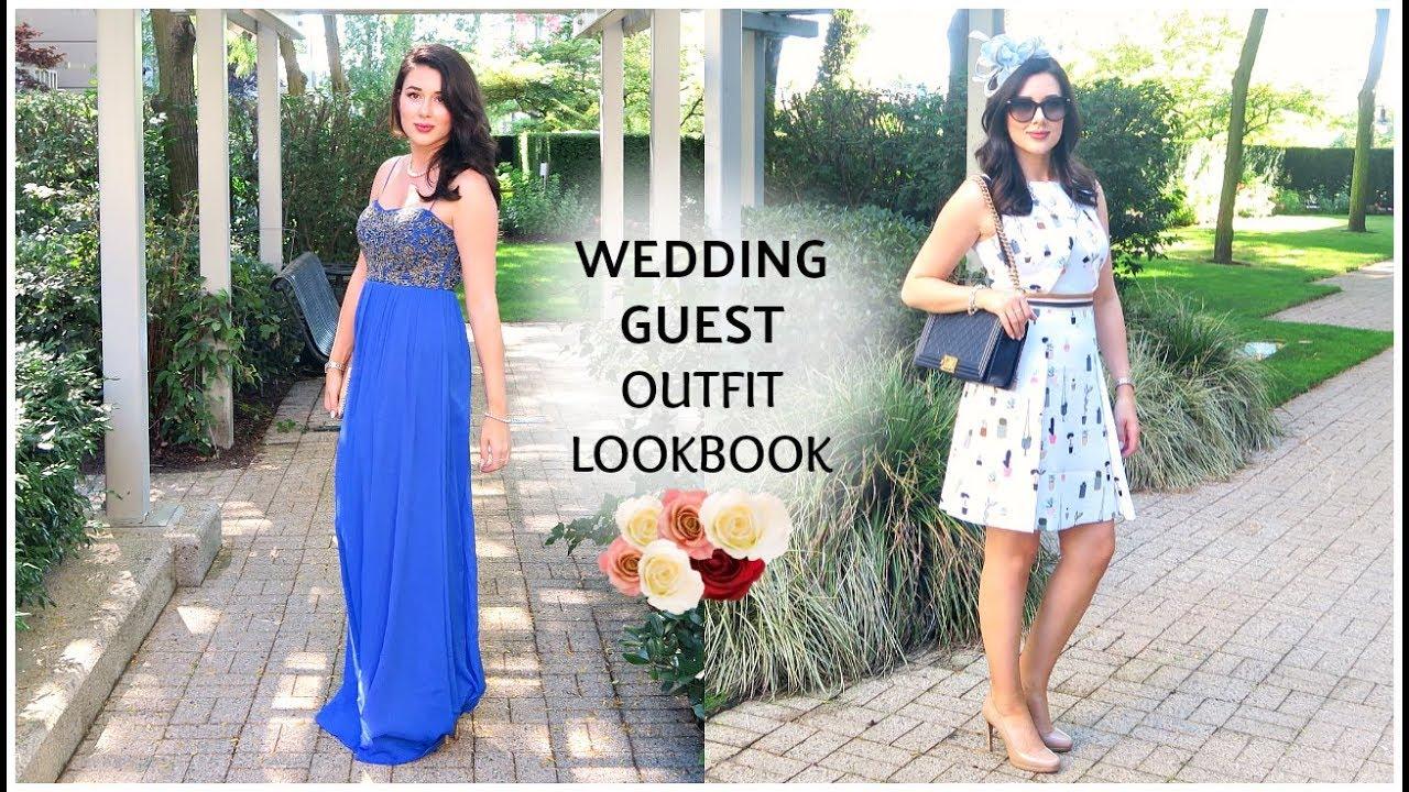 Wedding Guest Lookbook