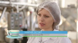 Утренний эфир / Производство сливочного масла(, 2015-12-04T06:19:38.000Z)