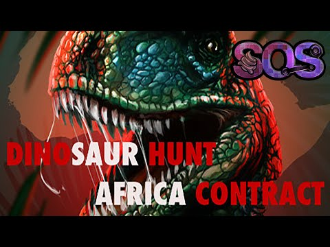 Genetic Engineering Is EVERYTHING【Dinosaur Hunt: Africa Contract】SOS: 43