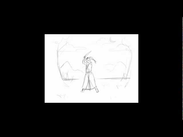 Katana Animation