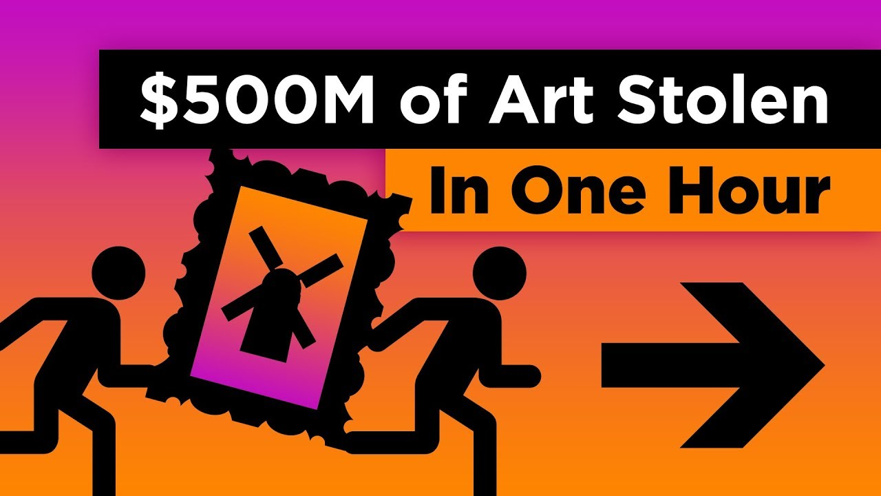 how-2-guys-stole-500-million-of-art-in-81-minutes