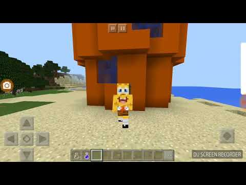 Spongebob Squarepants Theme Song Minecraft Instrumental