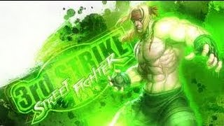 "Street Fighter III 3rd Strike Online Edition "" Alex Ranked Matches On Xbox 360 """