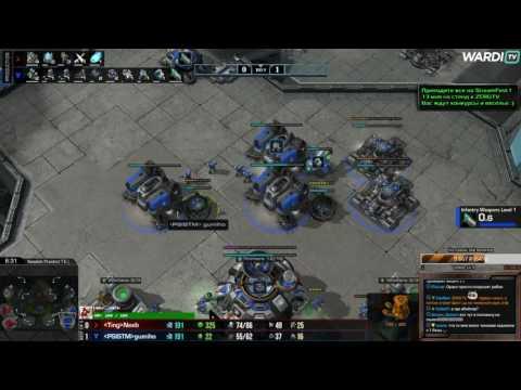 TaKe's Penthouse Party 2 - FINAL - Gumiho vs Neeb - StarCraft 2 с ZERGTV