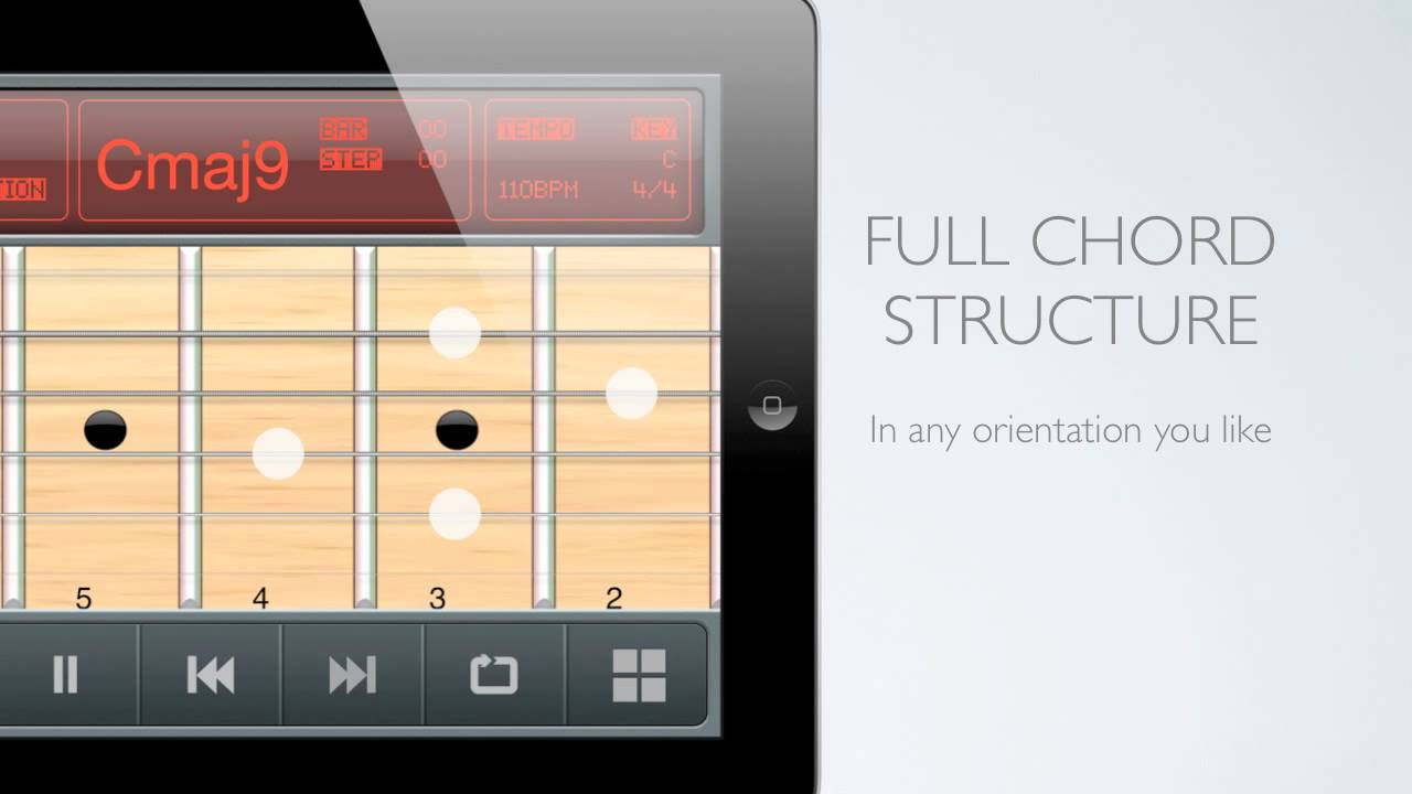 Guitar Chord Pro For Ios Youtube