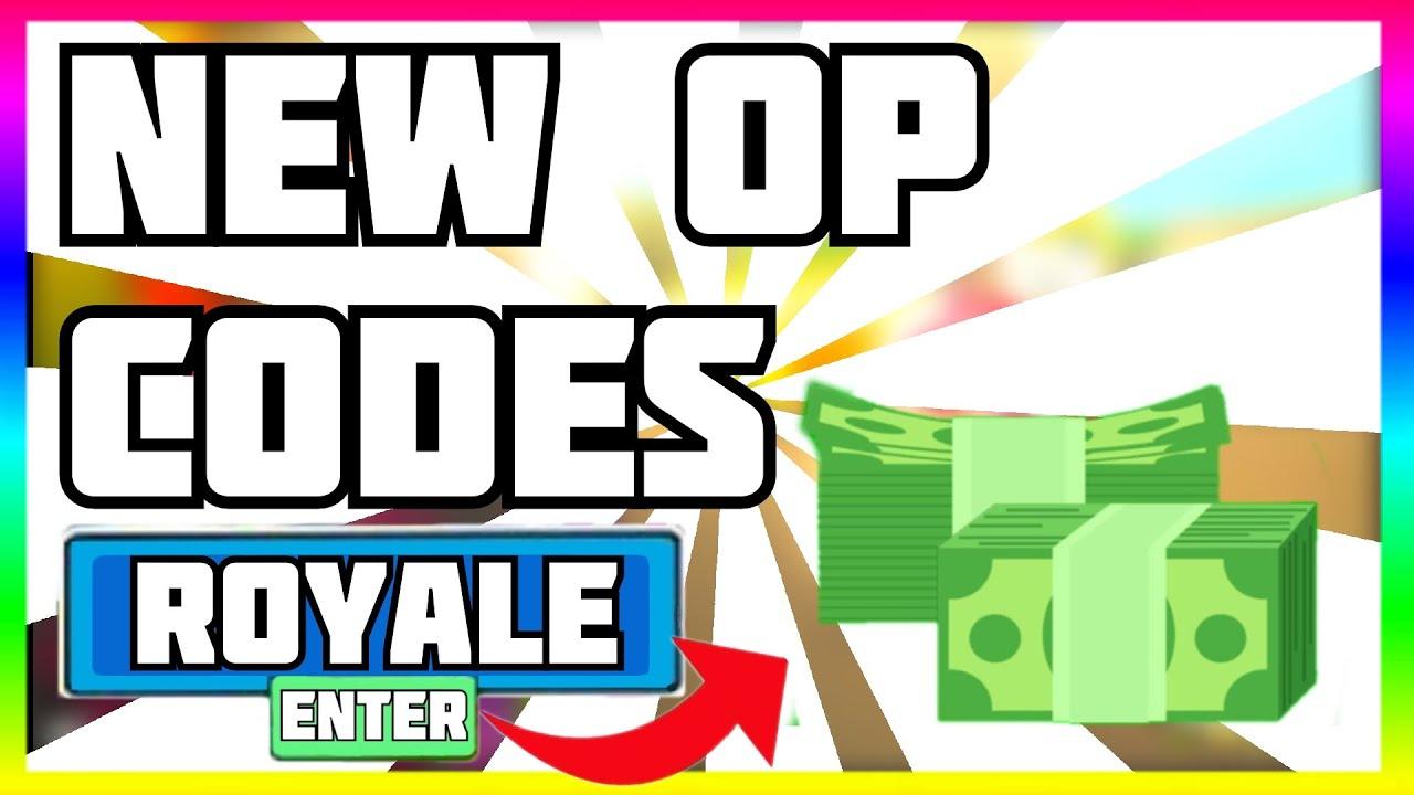 All Island Royale Codes May 2020