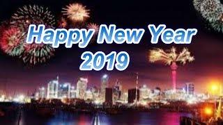 Happy New Year 2019 #NewZealand #Auckland