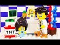 Lego Laboratory Baby Ninjago Toy Kids Cartoon