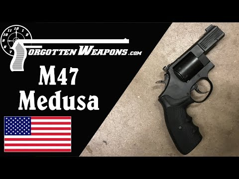 Phillips & Rodgers M47 Medusa: Multicaliber Revolver for a N