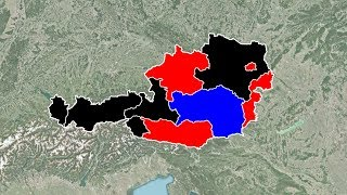Austrian Legislative Election Results (1945-2013)