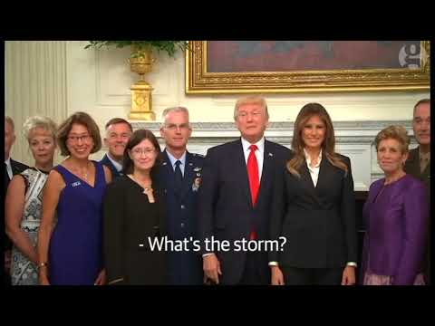 """The Secret of Trump''s """"Calm Before the Storm"""""""