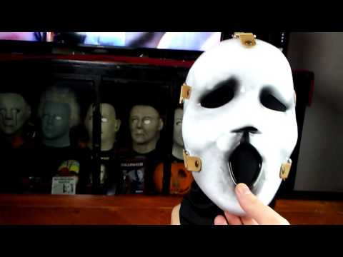 AUZ Brandon james MTV Scream mask